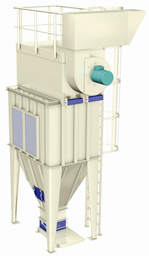 designed for continuous operation in bulk handling and process applications.